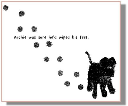 Archie feet_2